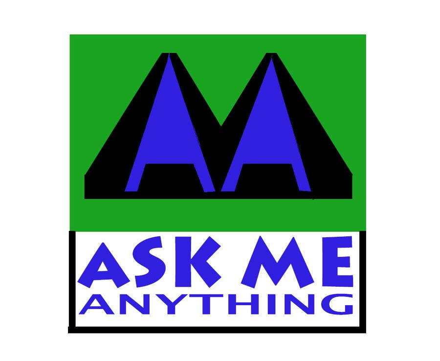 """Konkurrenceindlæg #85 for Design a Logo for """"AskMeAnything"""" or """"AMA"""" It a video streaming service"""