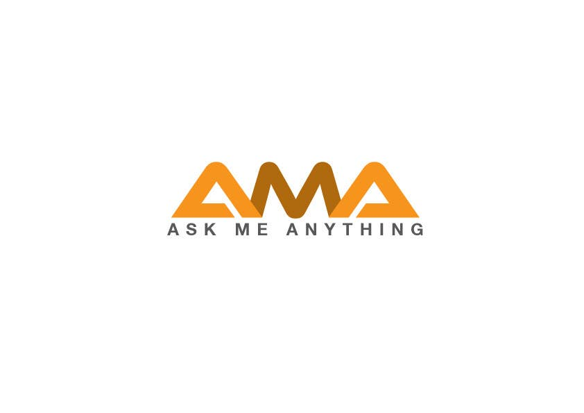 """Konkurrenceindlæg #31 for Design a Logo for """"AskMeAnything"""" or """"AMA"""" It a video streaming service"""