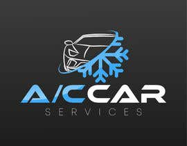 #642 for LOGO and NAME  for a Car Service specialized in A/C af pyramidstudiobr