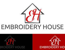 #37 for Embroidery House by cbarberiu