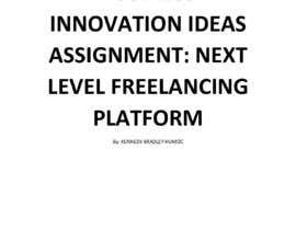 #48 для Business Innovation Ideas Assignment от KennyBH
