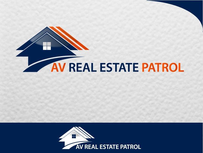 Contest Entry #                                        18                                      for                                         Design a Logo for AV Real Estate Patrol