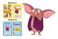 Graphic Design Kilpailutyö #34 kilpailuun Create card games for kids