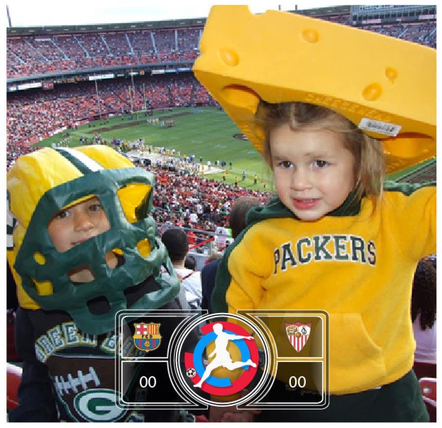 Konkurrenceindlæg #                                        7                                      for                                         Design sport-themed filter for mobile photo app.