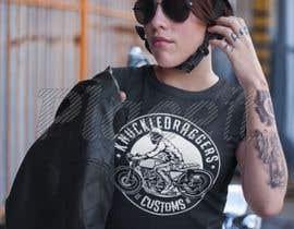 #56 for T-Shirt design af surveydemon4321