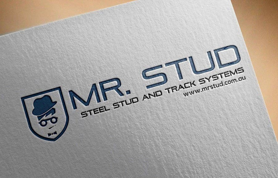 Inscrição nº 40 do Concurso para Design a Logo for Mr Stud