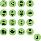 Graphic Design Konkurrenceindlæg #5 for Design some Icons for website