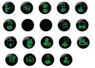 Graphic Design Konkurrenceindlæg #15 for Design some Icons for website