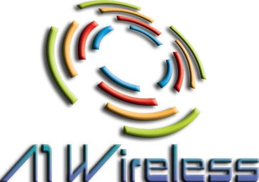 Inscrição nº                                         56                                      do Concurso para                                         Logo Design for A-1 Wireless