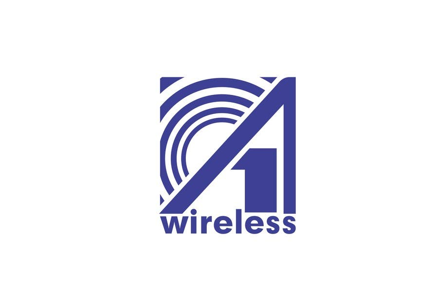 Inscrição nº                                         136                                      do Concurso para                                         Logo Design for A-1 Wireless