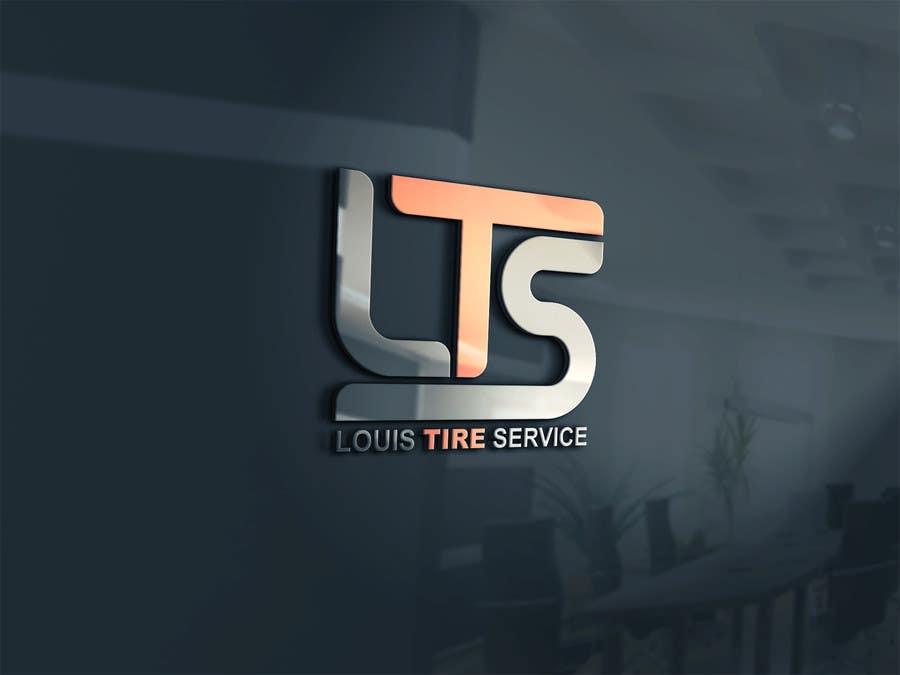 Konkurrenceindlæg #                                        74                                      for                                         Design a Logo for a Commercial Tire Service Company