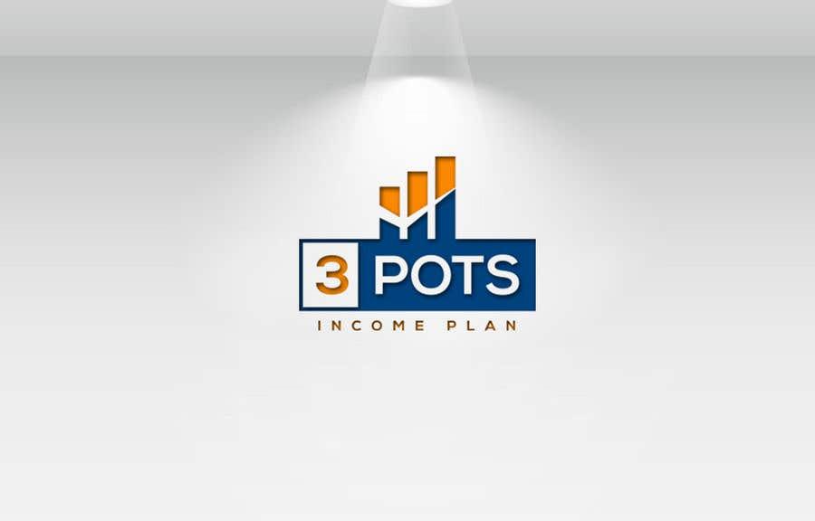 "Contest Entry #                                        195                                      for                                         Logo Design ""3 Pots Income Plan"""