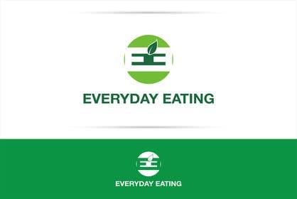 Nro 111 kilpailuun Design a Logo for Everyday Eating käyttäjältä sdartdesign
