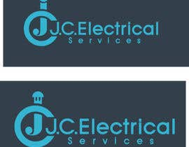 #23 for Design a Logo for J.C. Electrical Services af rahulwhitecanvas