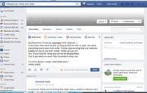 Facebook Marketing Kilpailutyö #3 kilpailuun Social Media Marketing for realwaste.com.au