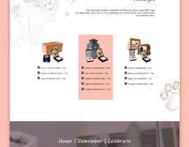 #73 pentru Redesign a website de către santialexandra1