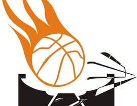 Nro 15 kilpailuun Design a Logo for basketball app käyttäjältä ilhamsultan