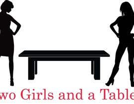 #2 untuk Design a Logo for Two Girls and a Table oleh arnab22922