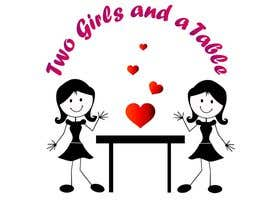 #17 untuk Design a Logo for Two Girls and a Table oleh rajibdu02