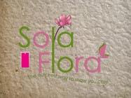Graphic Design Konkurrenceindlæg #91 for Design a Logo for flower shop called sola flora