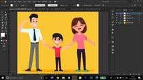 I need a simple cartoon drawing - 23/02/2021 05:10 EST için Photoshop16 No.lu Yarışma Girdisi