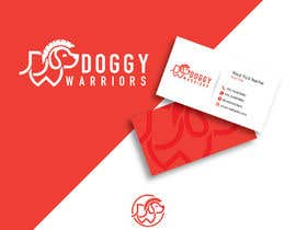 #443 for DoggyWarriors Logo Contest by samehsos