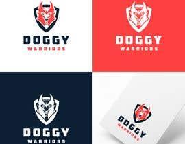 #614 for DoggyWarriors Logo Contest by CreativityforU