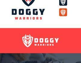 #616 for DoggyWarriors Logo Contest by CreativityforU