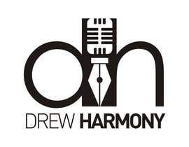 "#104 para Design a Logo for My Name ""Drew Harmony"" por wcmcdesign"