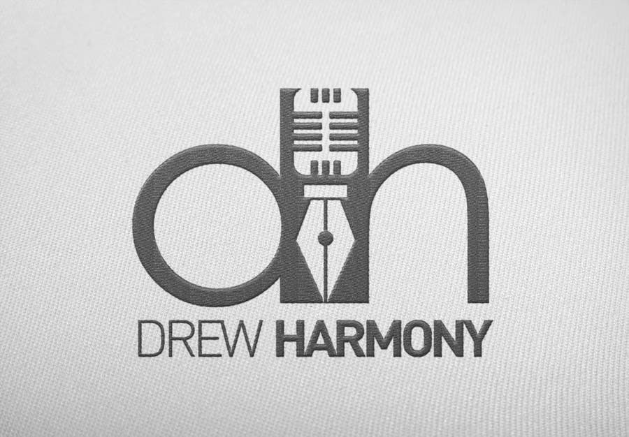 "Konkurrenceindlæg #                                        126                                      for                                         Design a Logo for My Name ""Drew Harmony"""
