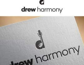 "#4 para Design a Logo for My Name ""Drew Harmony"" por crowdindi"