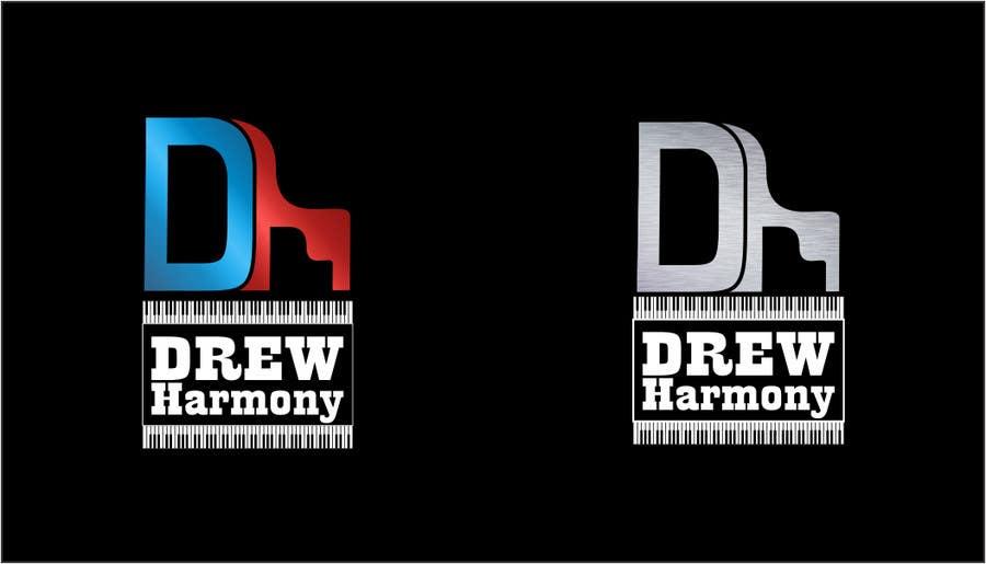 "Konkurrenceindlæg #                                        69                                      for                                         Design a Logo for My Name ""Drew Harmony"""