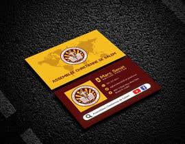 #78 untuk business card /header oleh sohelmirda7