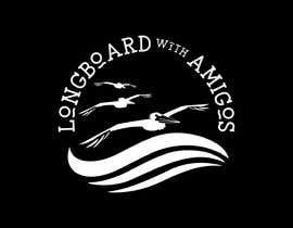 """#221 pentru Logo for """"Longboard With Amigos"""" (surf company) de către Sico66"""