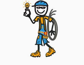 #26 for Electrician Solar Guy Graphic (Multiple Winners!) by FarhanSayeed