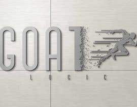 #269 for Logo for the supplement company G.O.A.T Logic af Med0oo