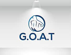 #262 for Logo for the supplement company G.O.A.T Logic af salmanfrahman962
