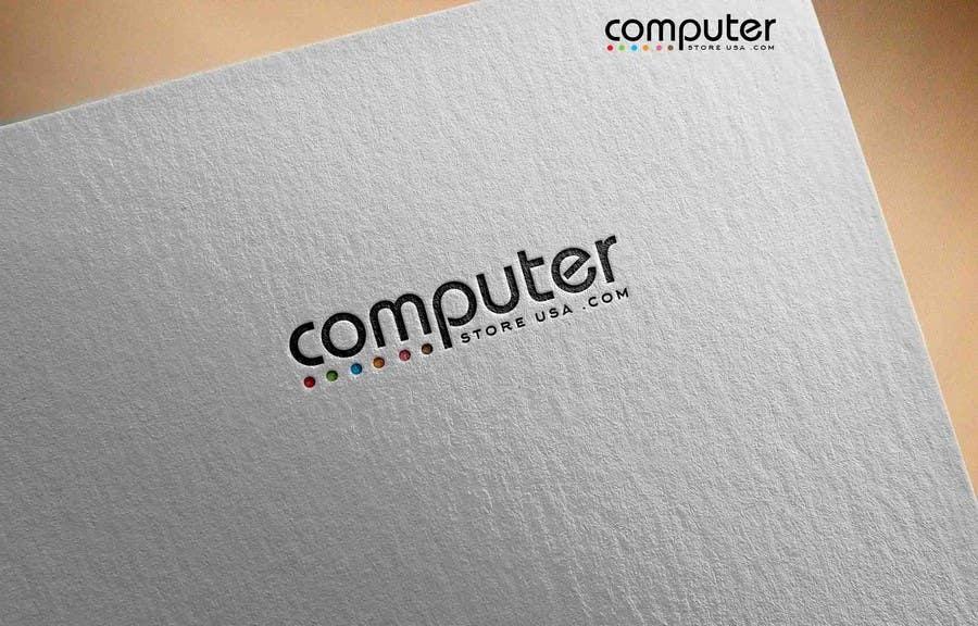 Contest Entry #                                        22                                      for                                         Design a Logo for computerstoresusa.com