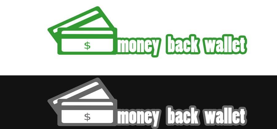 Konkurrenceindlæg #                                        38                                      for                                         Design a Logo for moneybackwallet.com