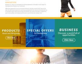 #172 for Redesign Webpage by Vivekkumar2be