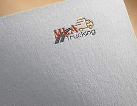 hosnearasharif tarafından Trucking Company logo için no 279