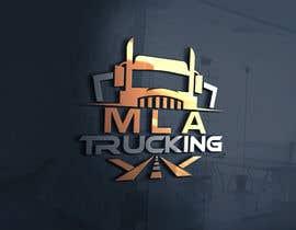 emranhossin01936 tarafından Trucking Company logo için no 284