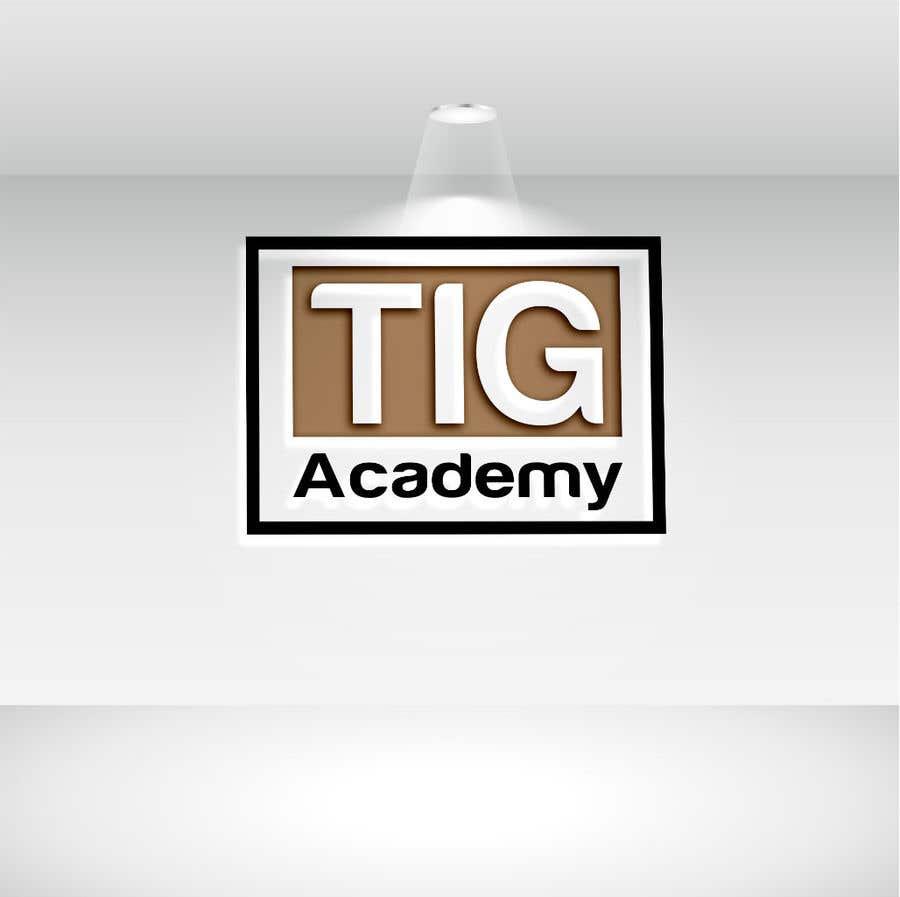 Penyertaan Peraduan #                                        42                                      untuk                                         Logo for online TIG welding company