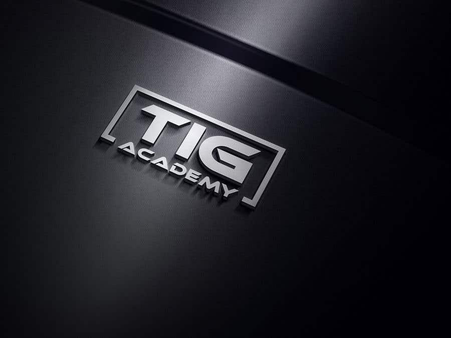 Penyertaan Peraduan #                                        247                                      untuk                                         Logo for online TIG welding company