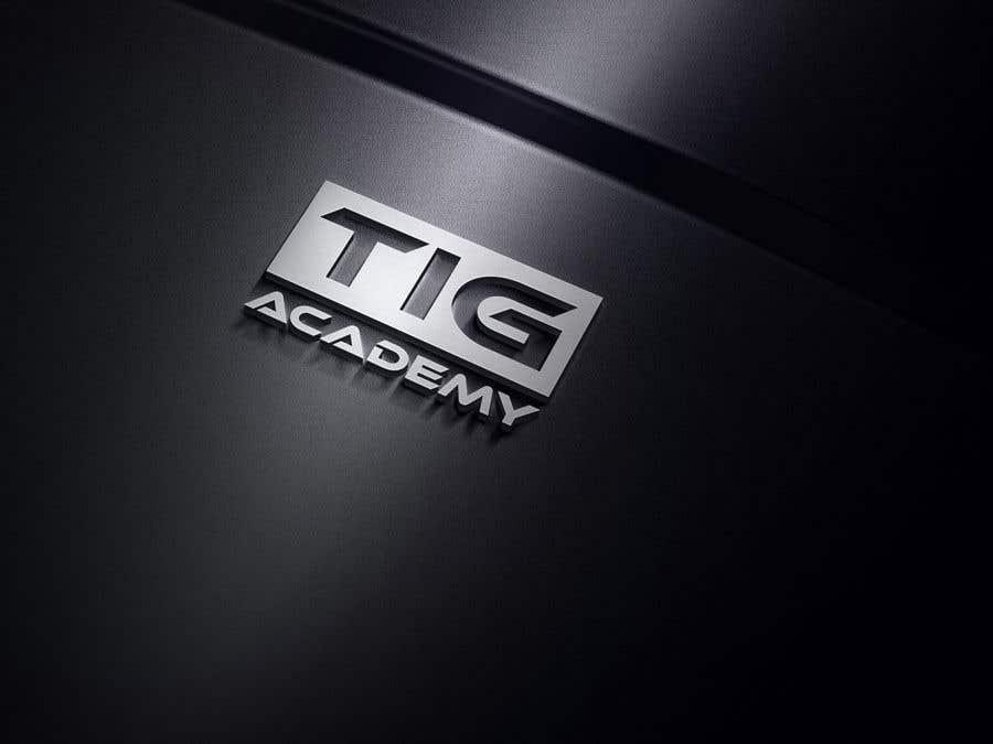 Penyertaan Peraduan #                                        202                                      untuk                                         Logo for online TIG welding company