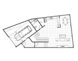 #5 untuk I need ideas for adjustments/extensions to an existing 2 story unit floor plan oleh brazi2803