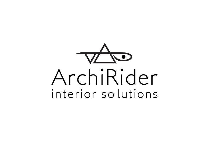 Proposition n°                                        21                                      du concours                                         Round logo for Architectural company
