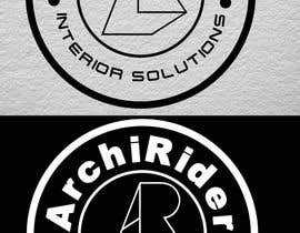 #75 for Round logo for Architectural company by rafaEL1s