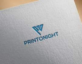 """#450 para Need Logo for Print On Demand Ecommerce Company """"Printonight"""" por apopi1033"""