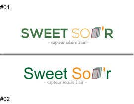 #110 for Design a Logo for Sweet Sol'r af akash231091